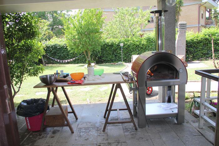Mammeonline leggi argomento rece forno per pizze for Forno a legna 4 pizze