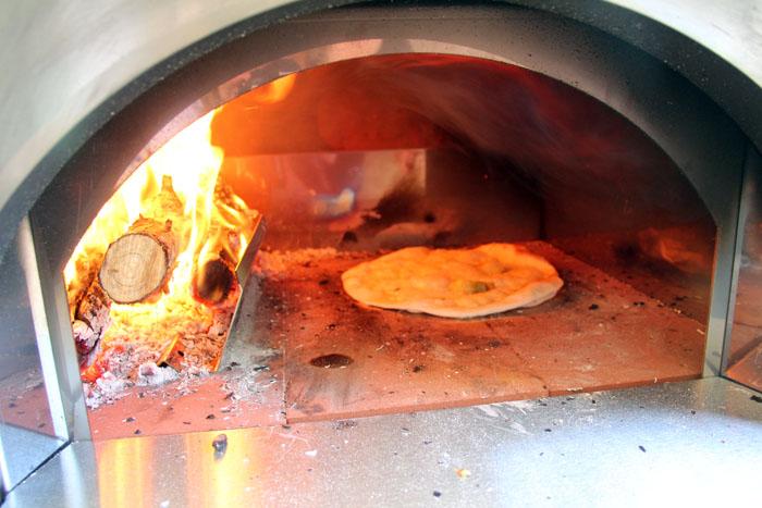 Rece forno per pizze alfa a legna mammeonline - Forno a legna per pizza casalingo ...
