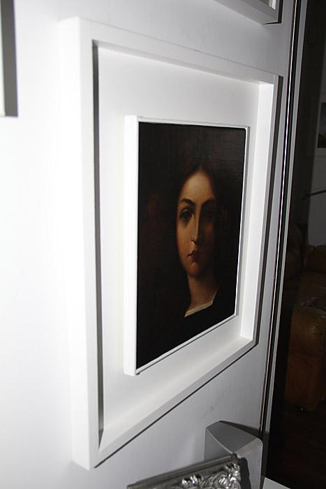 Foto quadri classici con cornici moderne le ultime idee for Cornici foto bianche