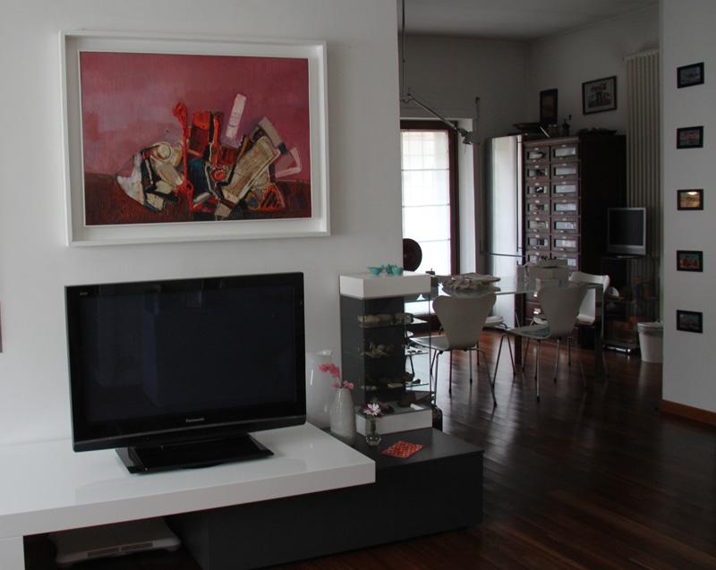 Mammeonline leggi argomento svecchiare quadri e - Quadri per casa moderna ...
